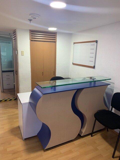 Renta de oficina, Montecito 38, Nápoles
