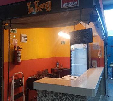 Renta local comercial En Plaza Public Market