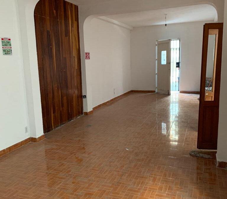 RENTA CASA OFICINA EN TAPACHULA 36, ROMA SUR