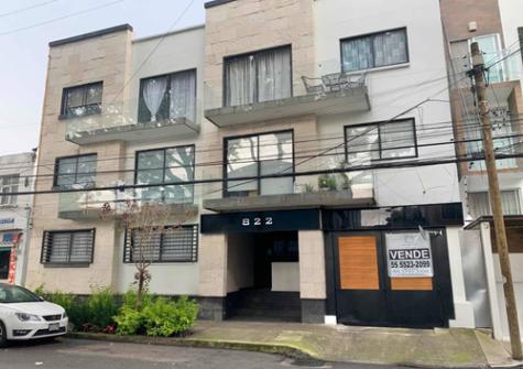 Renta Departamento Tokio Col. Portales